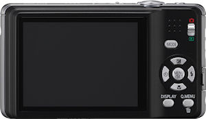 Panasonic's Lumix DMC-FH3 digital camera. Photo provided by Panasonic Consumer Electronics Co. Click for a bigger picture!