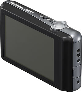 Panasonic's Lumix DMC-FH7 compact system camera. Photo provided by Panasonic. Click for a bigger picture!