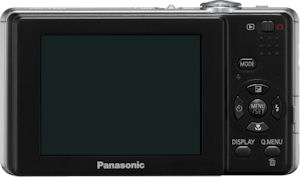 Panasonic's Lumix DMC-FS62 digital camera. Photo provided by Panasonic UK Ltd. Click for a bigger picture!