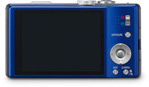 Panasonic's DMC-ZS10 digital camera. Photo provided by Panasonic Consumer Electronics Co. Click for a bigger picture!