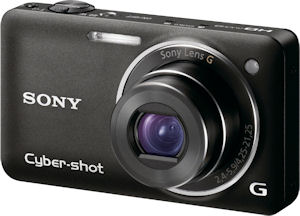 Sony's Cyber-shot DSC-WX5 digital camera. Photo provided by Sony Electronics Inc. Click for a bigger picture!