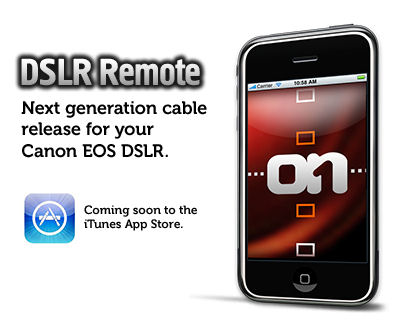 onOne Software's DSLR Remote teaser image. Photo provided by onOne Software.