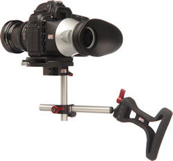 Zacuto's DSLR Rapid Fire. Photo provided by Zacuto USA. Click for a bigger picture!