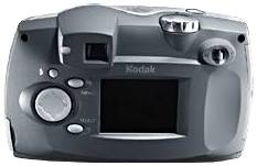 Kodak's DX3600  digital camera. Courtesy of Kodak.