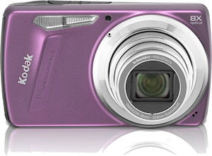 Kodak's EasyShare M580 digital camera. Photo provided by Eastman Kodak Co. Click for a bigger picture!