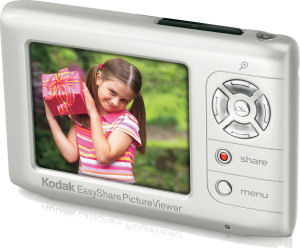 Kodak's EasyShare Picture Viewer. Courtesy of Eastman Kodak Co., with modifications by Michael R. Tomkins. Click for a bigger picture!