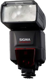 Sigma's EF-610 DG ST Flash. Photo provided by Sigma Corp.