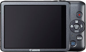 Canon's PowerShot ELPH 100 HS digital camera. Photo provided by Canon USA Inc. Click for a bigger picture!
