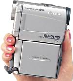 Canon's Elura 2MC Digital Camcorder