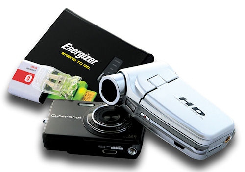 Energizer's Energi To Go XP4000 power pack. Photo provided by Energizer Holdings Inc. Click for a bigger picture!
