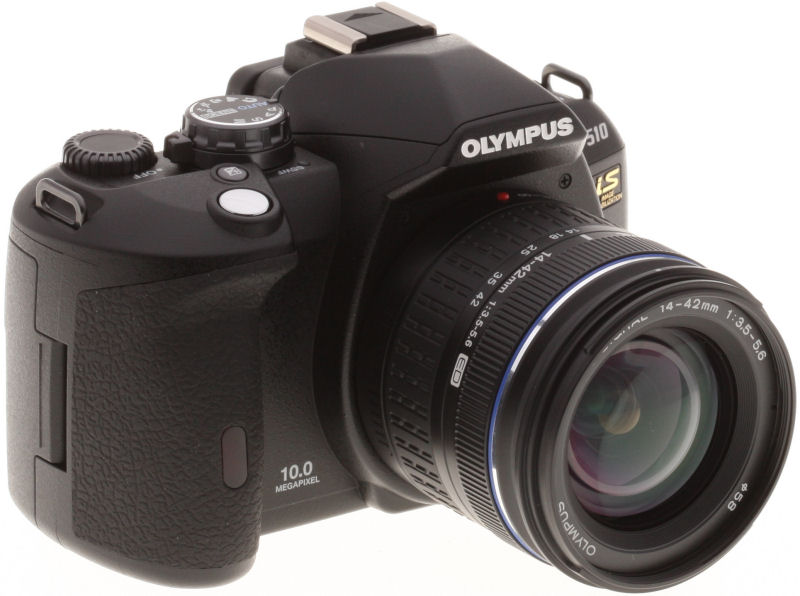 How To Clear Memory On Mac >> NEWS! - Olympus announces EVOLT E-510