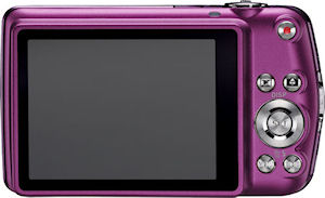 Casio's EX-S7 digital camera. Photo provided by Casio America Inc. Click for a bigger picture!
