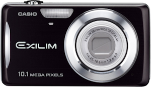 Casio's EXILIM EX-Z270 digital camera. Photo provided by Casio America Inc. Click for a bigger picture!