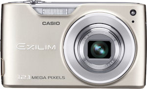 Casio's EXILIM EX-Z450 digital camera. Photo provided by Casio America Inc. Click for a bigger picture!