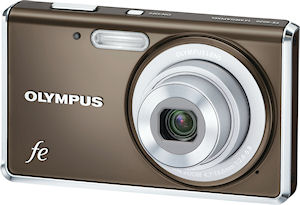 Olympus' FE-4020 digital camera. Photo provided by Olympus Imaging America Inc. Click for a bigger picture!