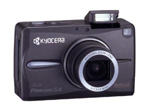 Kyocera's FineCam S4. Courtesy of Kyocera Corp., with modifications by Michael R. Tomkins.