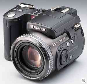 Fuji's FinePix 6900 Zoom digital camera. Courtesy of Fujifilm - click for a bigger picture!