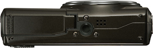 Fujifilm's FinePix F200EXR digital camera. Photo provided by Fujifilm USA Inc. Click here for a bigger picture!