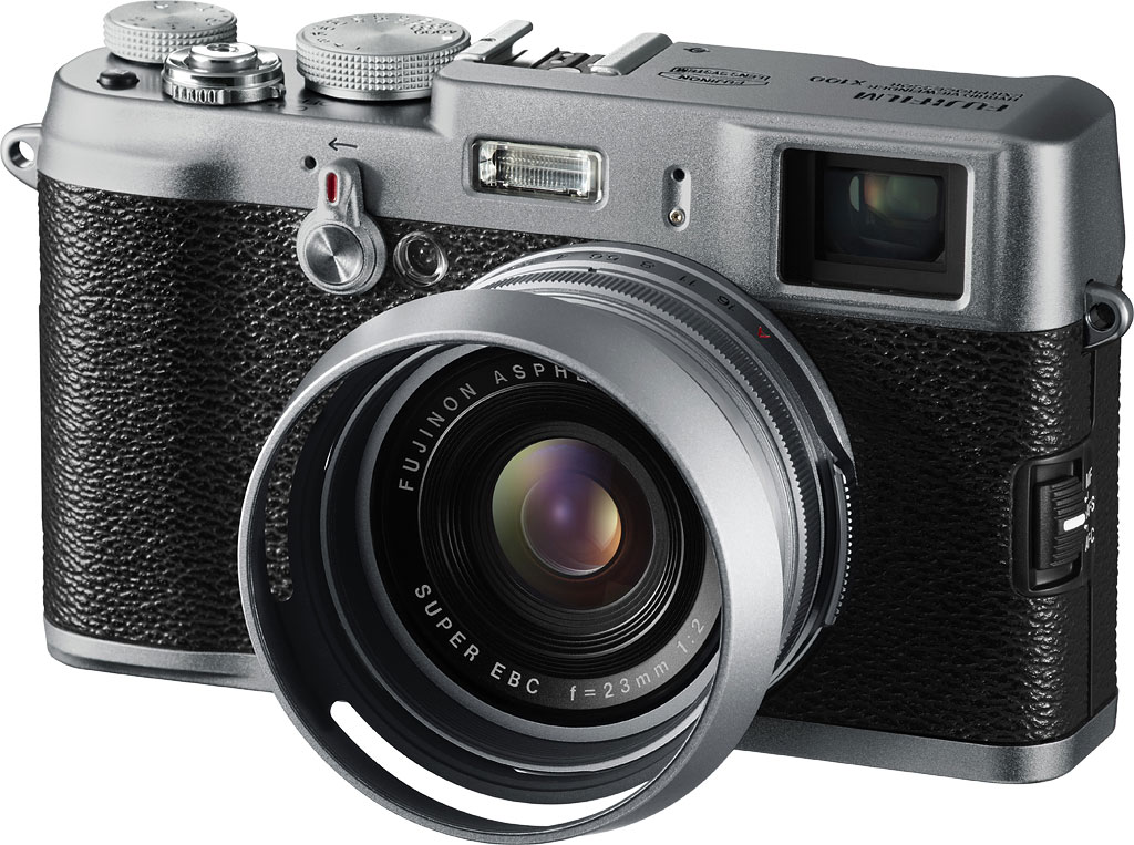 Fujifilm's digital camera X100 wins iF Product Design Award