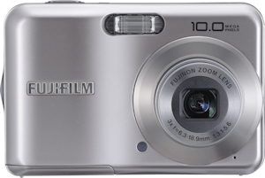 Fujifilm's A150 digital camera. Photo provided by Fujifilm USA Inc. Click here for a bigger picture!