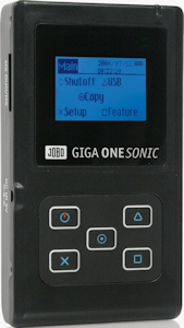 Jobo GIGA One SONIC. Photo provided by Jobo AG. Click for a bigger picture!