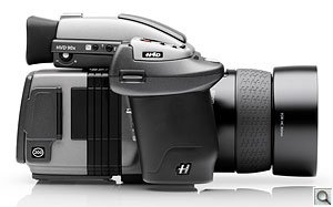 Hasselblad's new H4D-200MS. Click of a larger image!