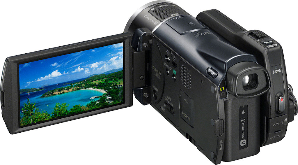 sony 2000x camcorder software
