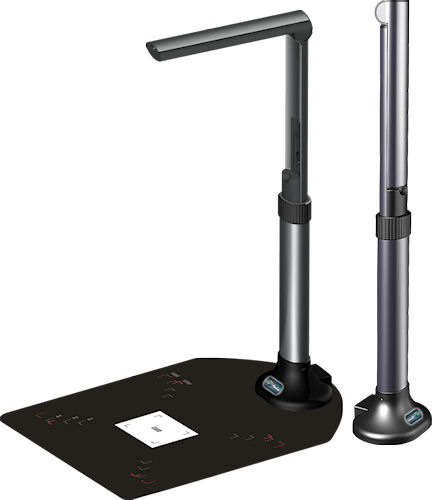 Pathway's HoverCam X500 Document Camera / Scanner. Photo provided by Pathway Innovations & Technologies Inc. Click for a bigger picture!