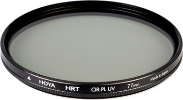 The Hoya HRT circular polarizer. Photo provided by THK Photo Product Inc.