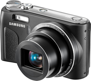 Samsung HZ10W digital camera. Photo provided by Samsung Electronics America Inc. Click for a bigger picture!