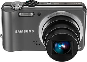 Samsung's HZ30W digital camera. Photo provided by Samsung Electronics America Inc. Click for a bigger picture!