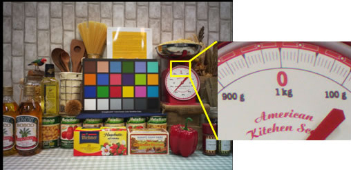 "Sample images generated by ""IMX060PQ"", type 1/2.5 CMOS image sensor with 12.25 effective megapixels. Photo provided by Sony Corp. Click for a bigger picture!"