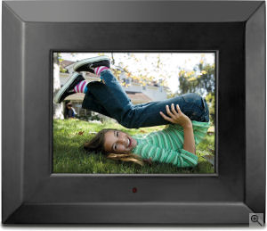 Kodak EasyShare Digital Picture Frame. Courtesy of Kodak, with modifications by Michael R. Tomkins. Click for a bigger picture!