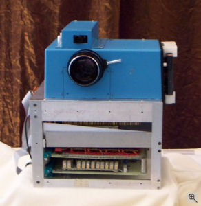 Kodak's first digital camera, circa 1976. Copyright © 2006, The Imaging Resource. All rights reserved.