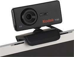 The autofocus Kodak T130. Photo provided by Sakar International Inc. Click for a bigger picture!