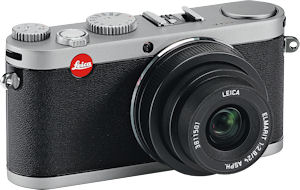 Leica's X1 digital camera. Photo provided by Leica Camera AG. Click for a bigger picture!