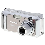 Canon's PowerShot A460 digital camera. Copyright © 2007, The Imaging Resource. All rights reserved.
