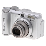 Canon's PowerShot A550 digital camera. Copyright © 2007, The Imaging Resource. All rights reserved.
