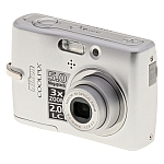 Nikon's Coolpix L10 digital camera. Copyright © 2007, The Imaging Resource. All rights reserved.