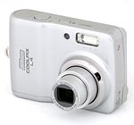Nikon's Coolpix L4 digital camera. Copyright © 2006, The Imaging Resource. All rights reserved.