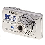 Olympus' Stylus 760 digital camera. Copyright © 2007, The Imaging Resource. All rights reserved.
