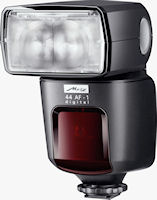 Metz's 44 AF-1 Digital flash strobe. Photo provided by Metz-Werke GmbH & Co KG.