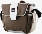 Acme Made's Stella camera bag - outside view. Photo provided by Maxwell International Australia.