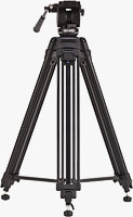 Benro's Dual Stage AD71F tripod with Fluid Motion K5 head. Photo provided by MAC Group.