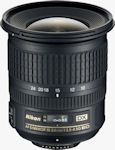 Nikon's  AF-S DX NIKKOR 10-24mm f/3.5-4.5G ED lens. Photo provided by Nikon Inc.