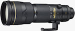 Nikon's AF-S NIKKOR 200-400mm f/4G ED VR II lens. Photo provided by Nikon Inc.