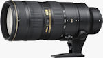 Nikon's AF-S NIKKOR 70-200mm f/2.8G ED VR II lens. Photo provided by Nikon Inc.