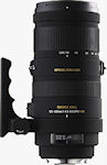 Sigma's APO 120-400mm F4.5-5.6 DG OS HSM lens. Courtesy of Sigma, with modifications by Michael R. Tomkins.