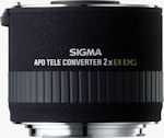 Sigma's APO Tele Converter 2x EX DG for Sony. Courtesy of Sigma, with modifications by Michael R. Tomkins.