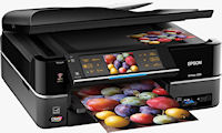 The Epson Artisan 835 all-in-one. Photo provided by Epson America Inc.